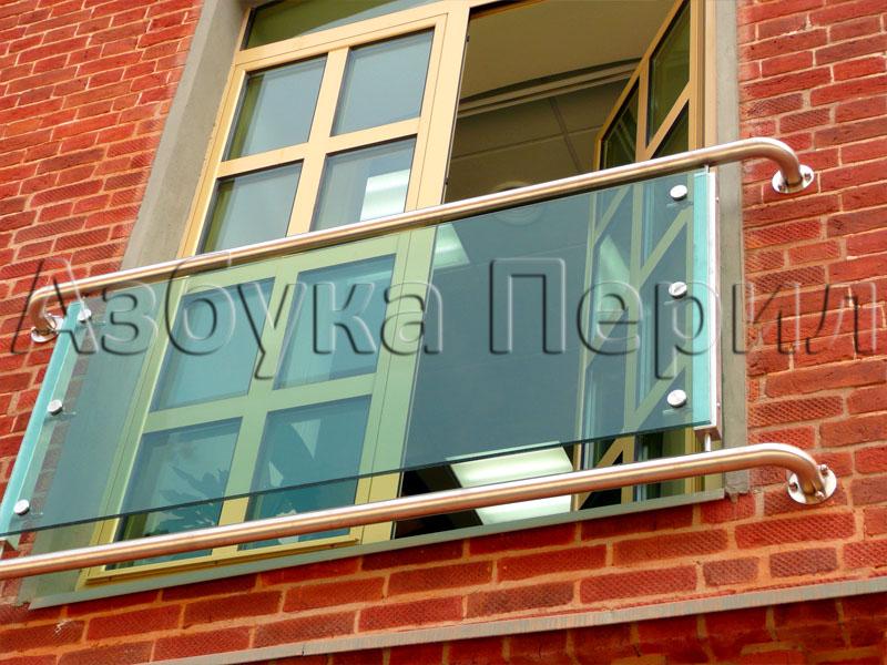 Перила для окон - французский балкон